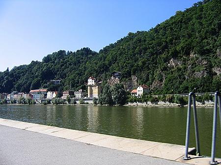 Passau ohne Bauzaun