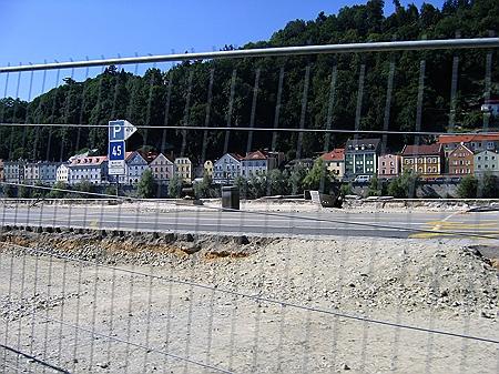 Passau Baustelle