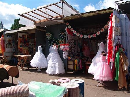 Markt in Kovel
