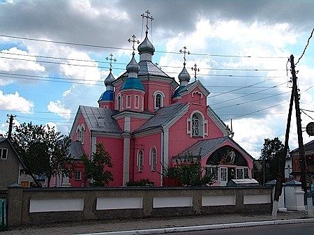 Kirche in Kovel
