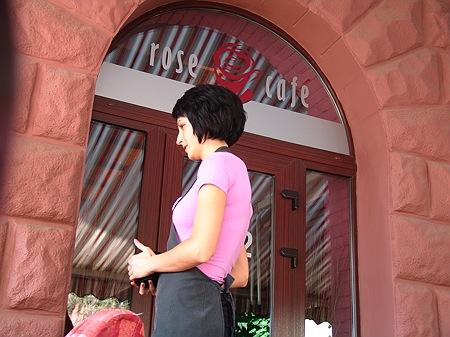 Luzk, Café Rose