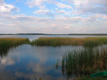 See bei Mosty, Biała Podlaska, Polen