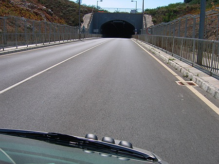 Zäune & Tunnel nach GR