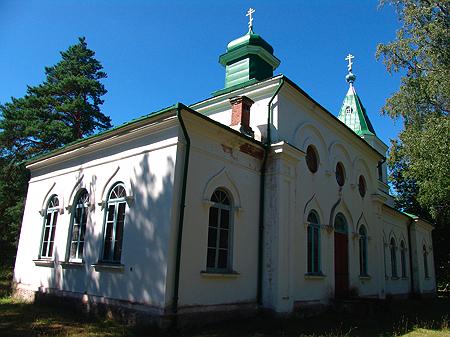 Kirche aussen