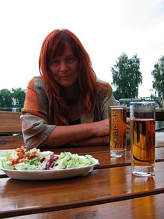 Augustow, Mittagessen