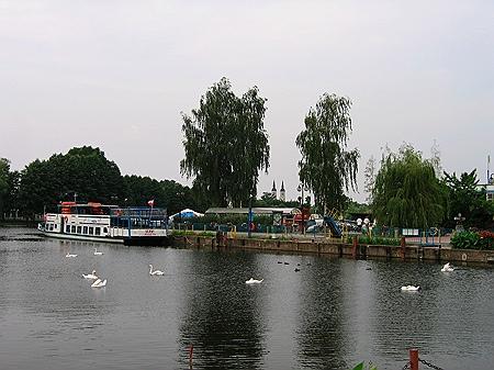 Augustow, Stadt der Seen und Kanäle