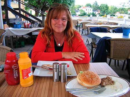 Essen in Mariefred
