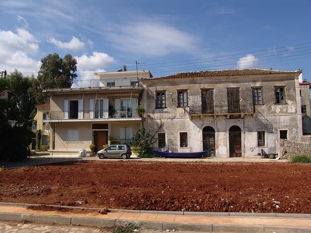 Floras Haus mit Twingo