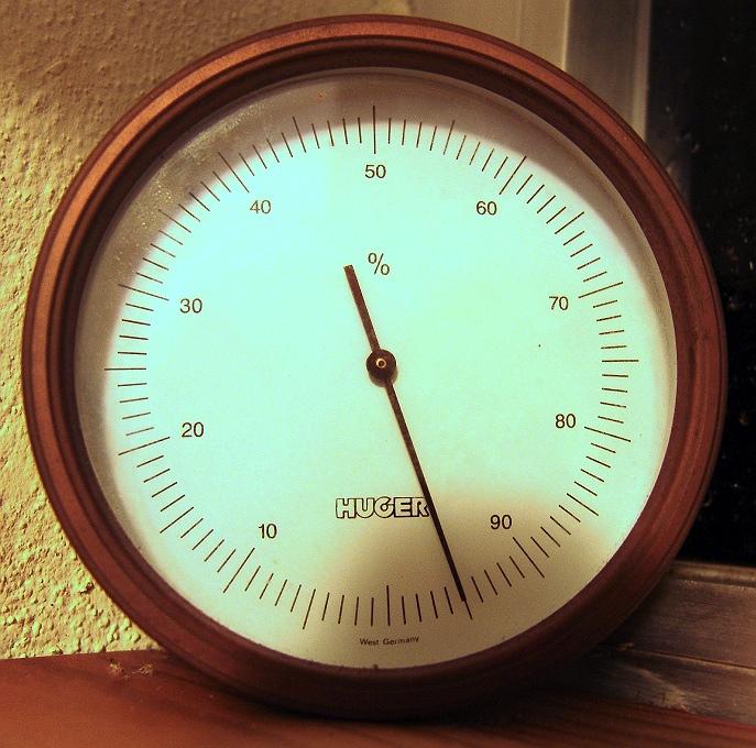 Hygrometer, 95%