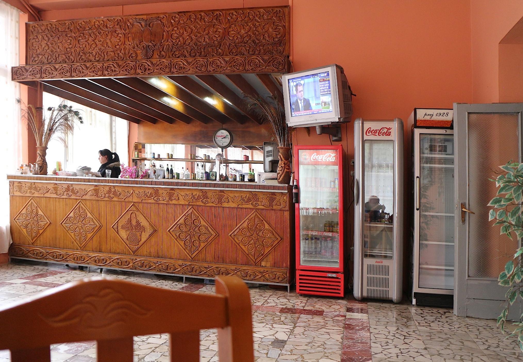 Bar und Gaststätte