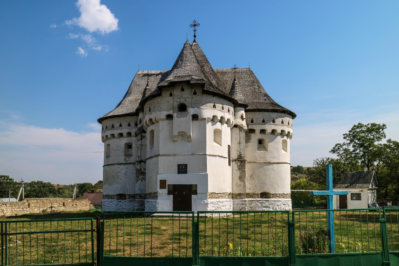 Wehrkirche von Sutkivtsi