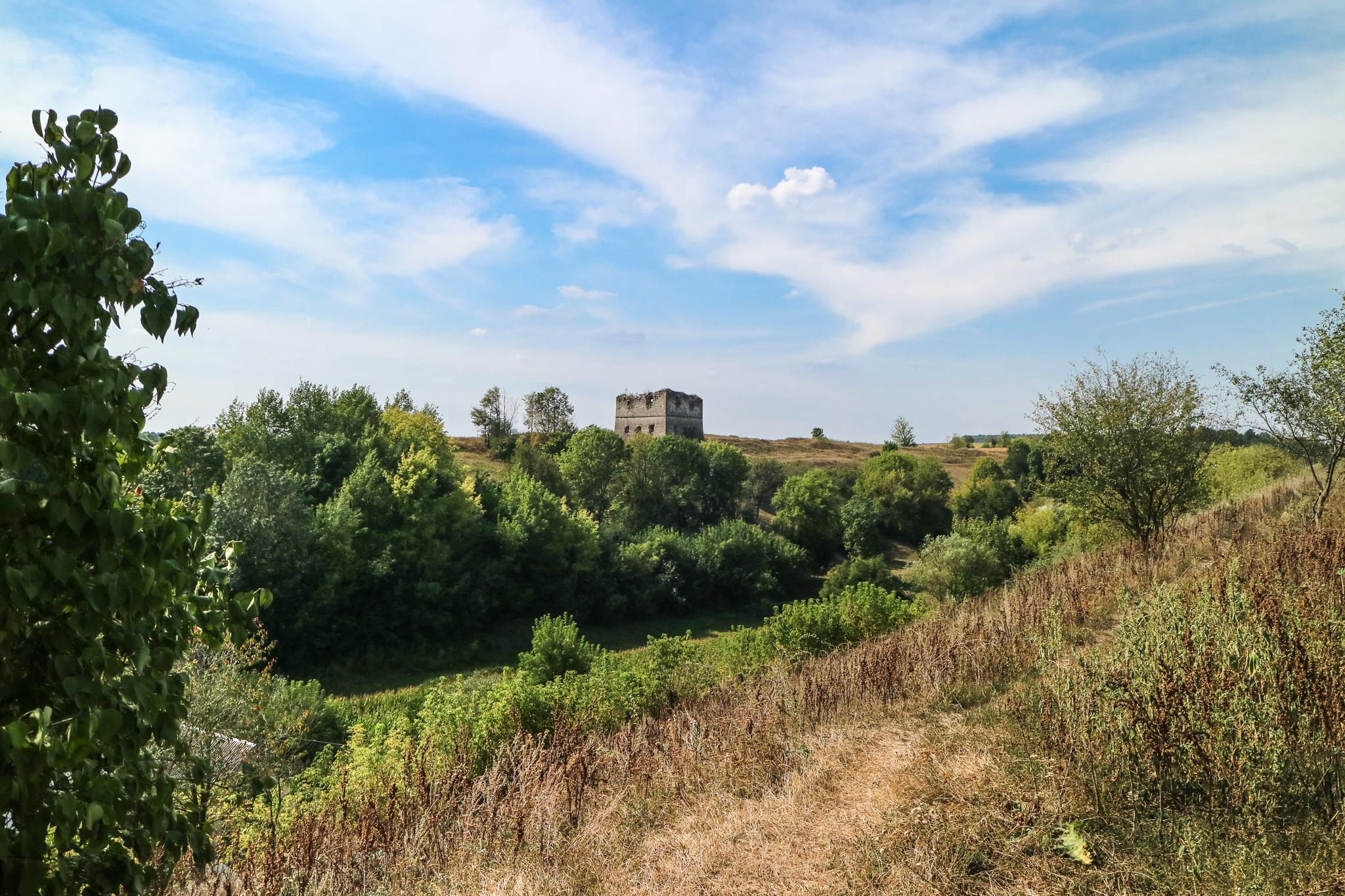 Festung von Sutkivtsi
