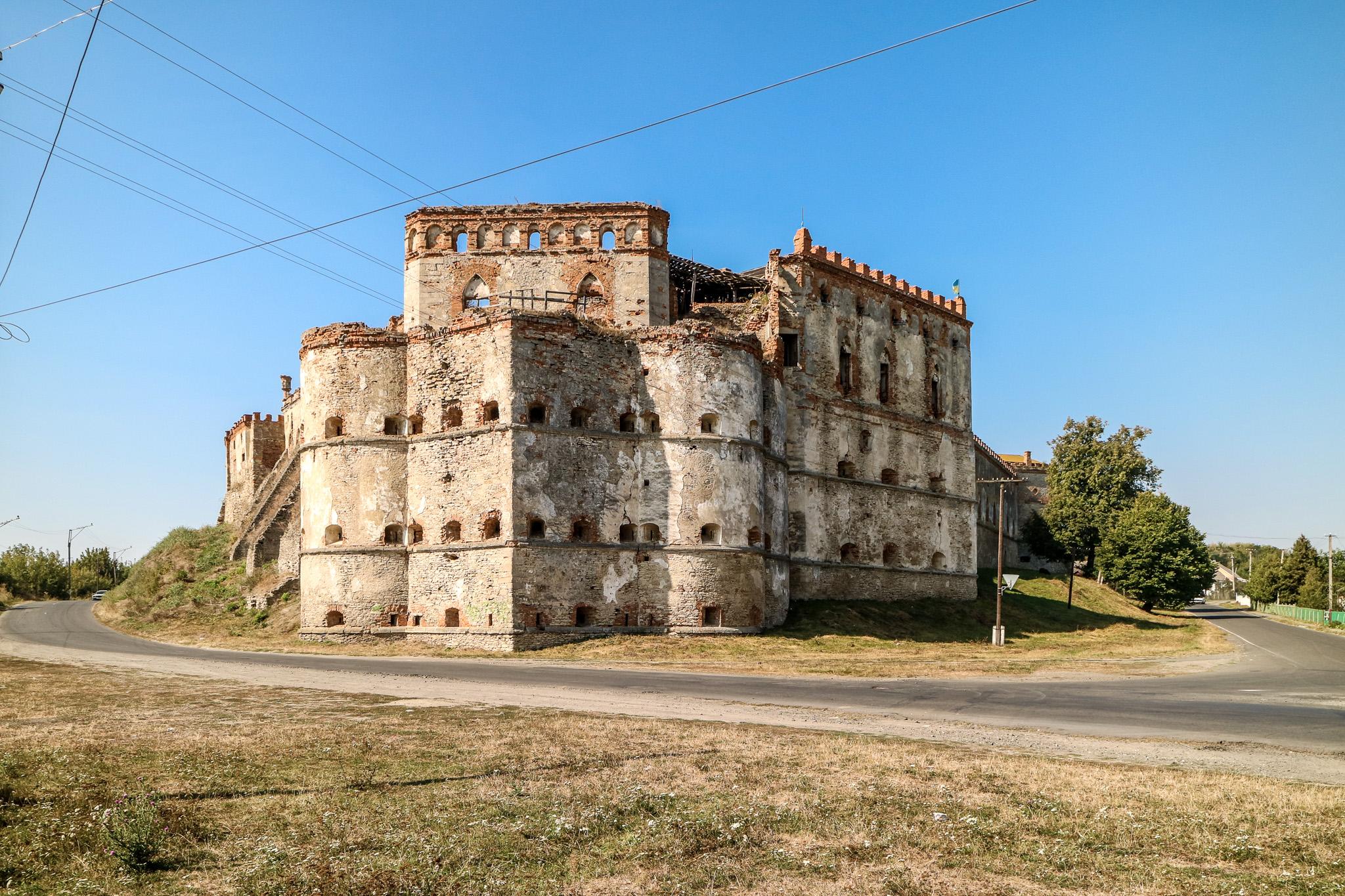 Festungsecke